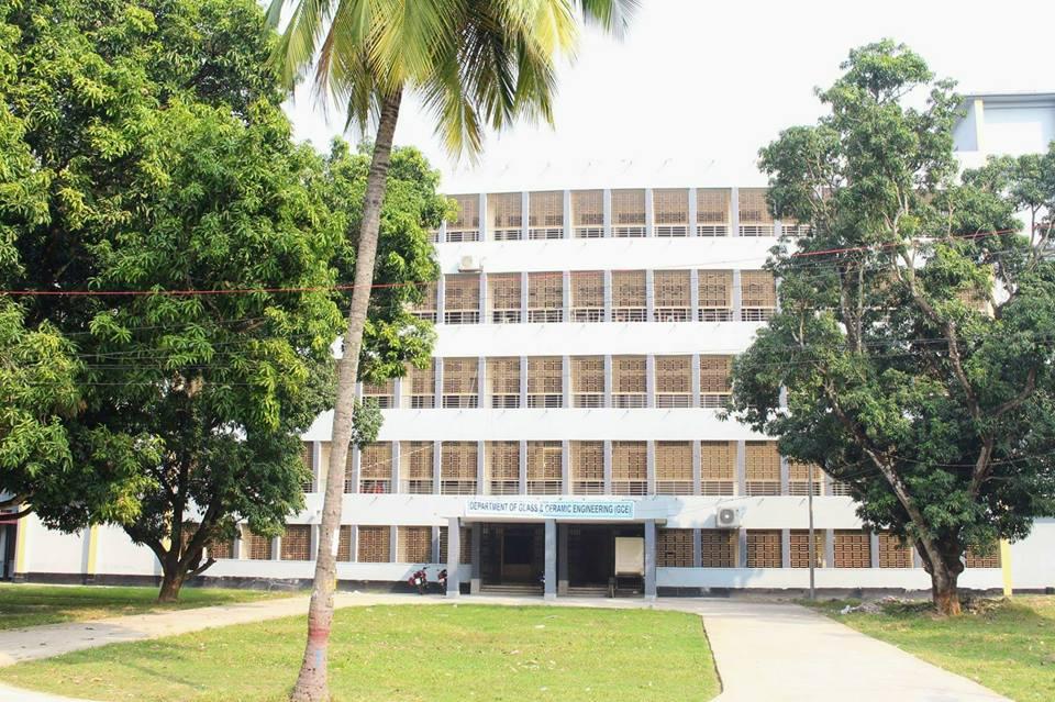 RUET GCE Building
