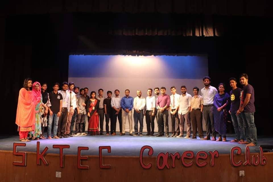 SKTEC Career Club