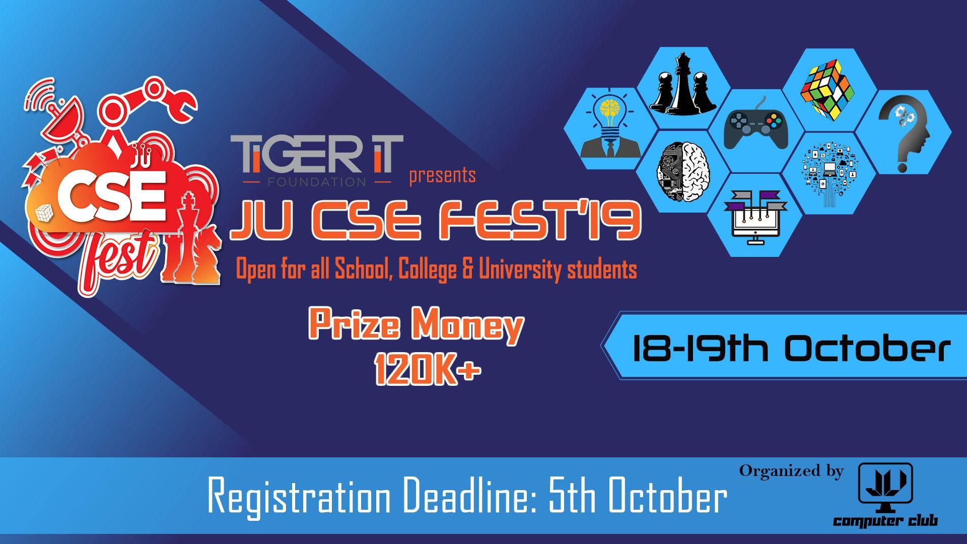 JU CSE FEST 2019