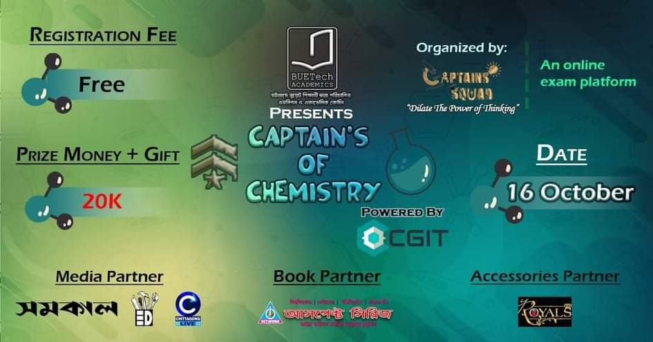 Captain's of Chemistry