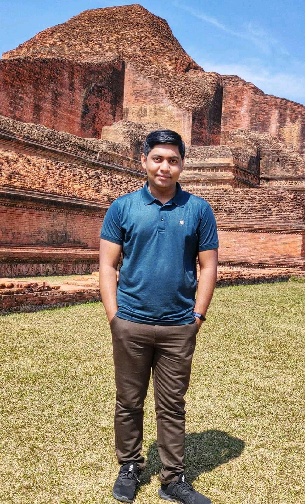 Md. Mahmudur Rahman Mamun, student of MIST CSE-13