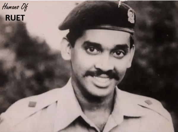 Lieutenant Selim Md. Kamrul Hasan (Bir Pratik) 67 Series Department of Mechanical Engineering Rajshahi Engineering College.